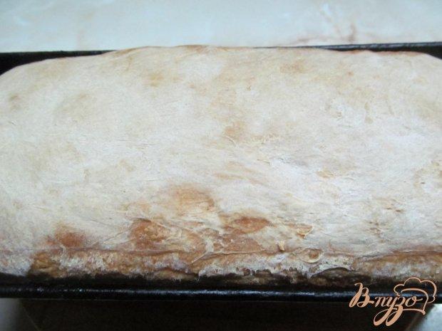 Белый хлеб на воде