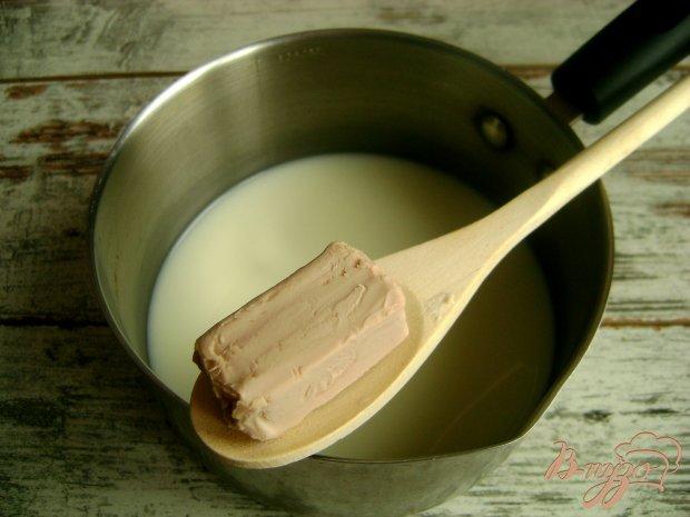 Рецепт Банкетные мини-пирожки с семгой и рисом