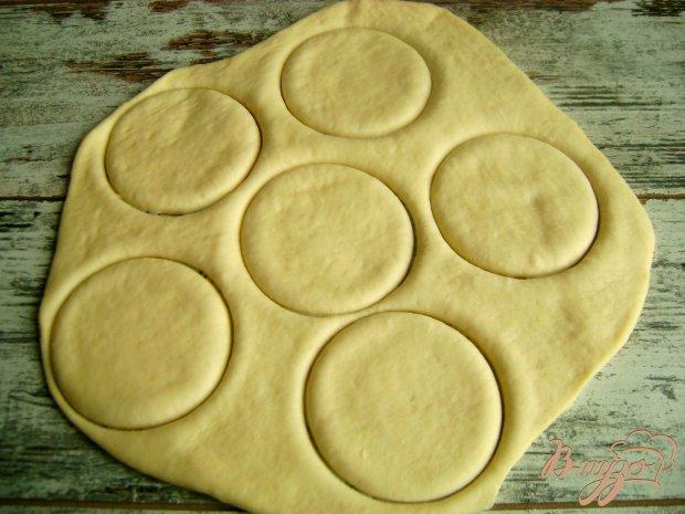 Банкетные мини-пирожки с семгой и рисом