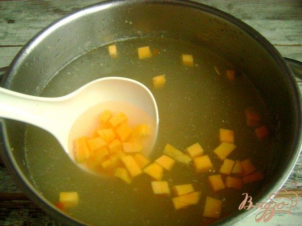 """""""Ирландский"""" сырный суп"""