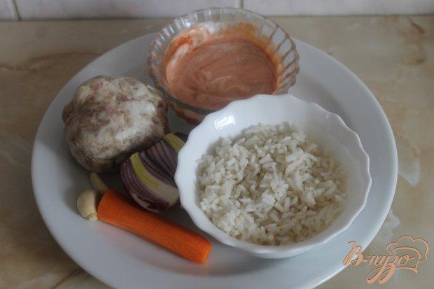 Рецепт Тефтели в сметано - томатном соусе
