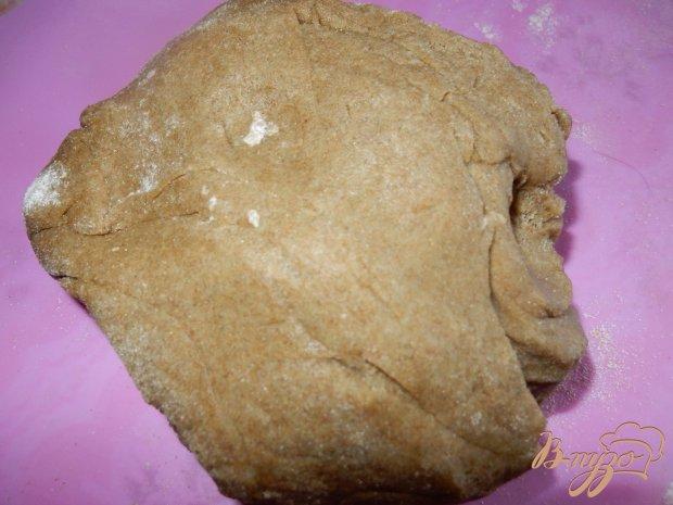 Рецепт Печенье из ржаной муки