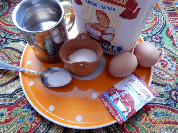 Рецепт Пирожки с квашеной капустой