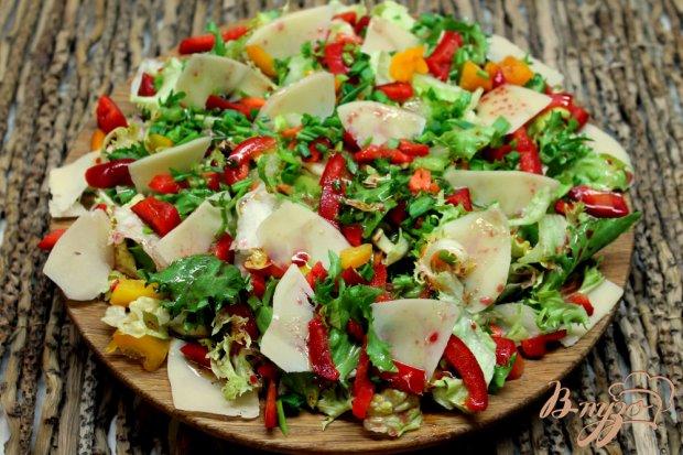 Как приготовить салат микс