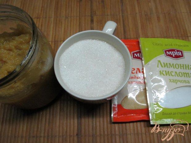 Рецепт Мармелад из кабачкового варенья на желатине