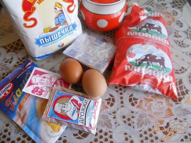 Рецепт Кекс на дрожжах с глазурью