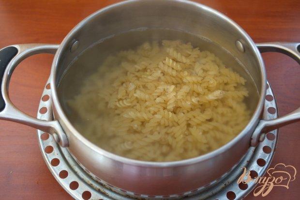 Рецепт Паста (макароны) с фаршем из курицы с томатом