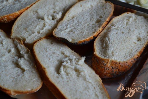 Горячие бутерброды с ветчиной