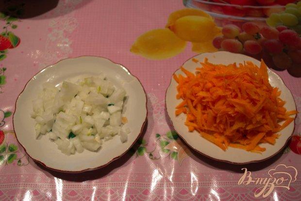 Рецепт Грибной суп с орзо (ризони)