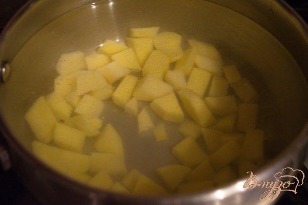 Грибной суп с орзо (ризони)
