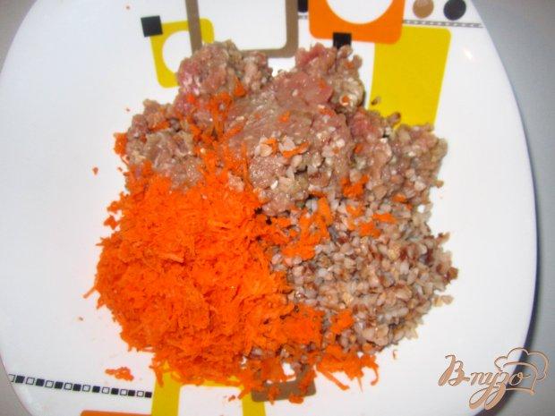 Гречнево-мясные тефтели в сливочном соусе