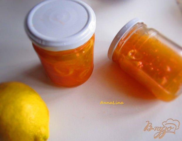 Варенье из апельсиновых корок и яблок
