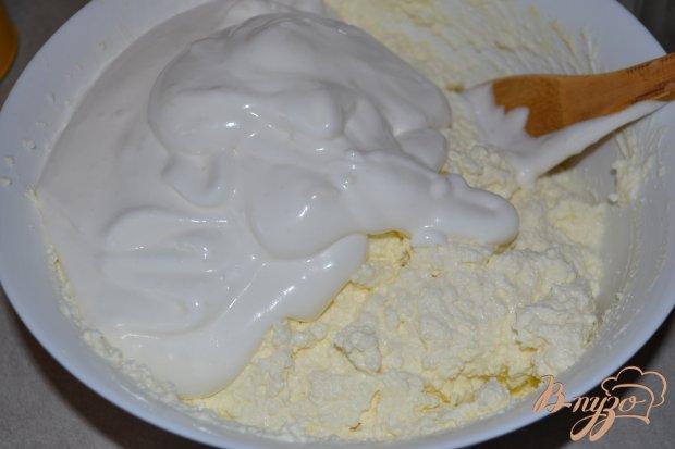 Нежная творожная запеканка со взбитым белком