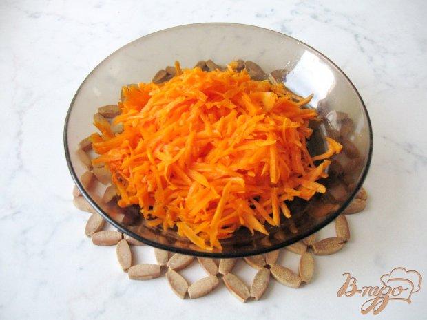 Картофель с тыквой в сливках