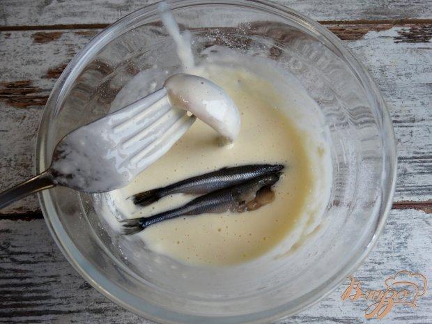 Жареная корюшка по-питерски