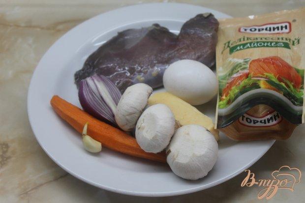 Рецепт Утиная отбивная с овощами