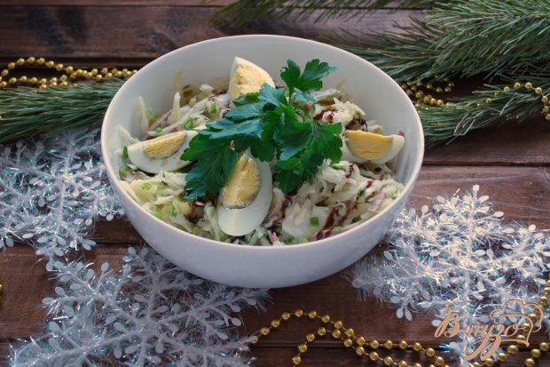 Салат для гурмана