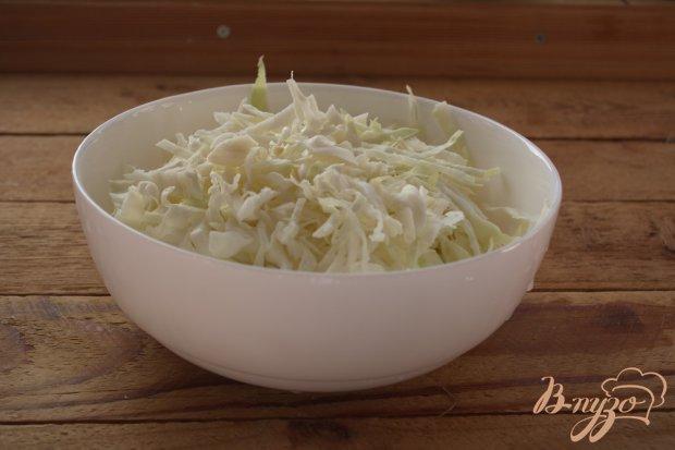 Рецепт Вареники с капустой и отварным яйцом