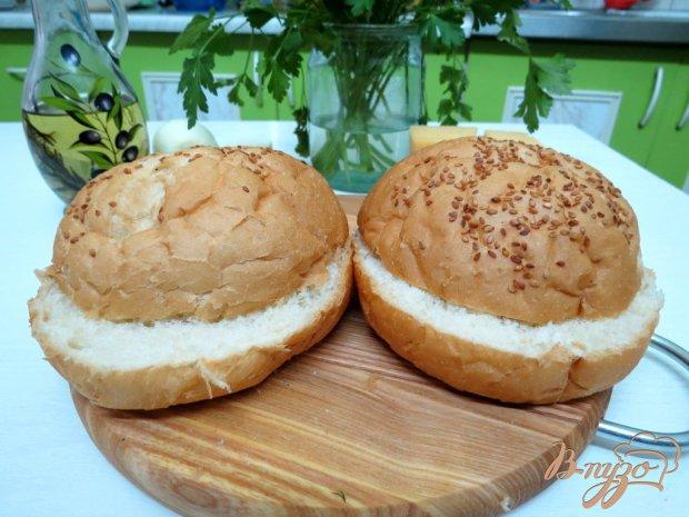 Горячие бутерброды сытные