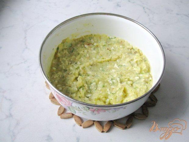 Картофельные котлеты с сыром и зеленью
