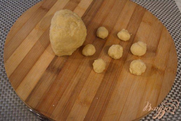 Галушки с мясом и картошкой