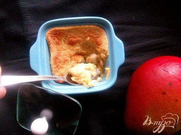 Суфле из манго в духовке