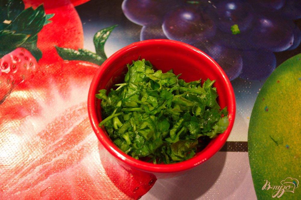 Фото приготовление рецепта: Салат скорый шаг №3