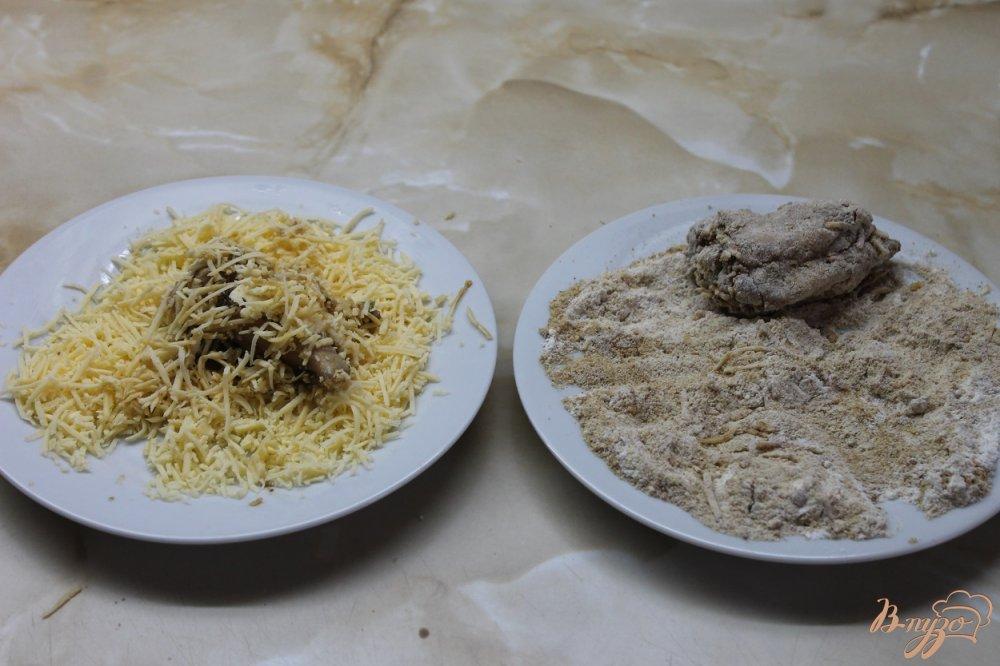 Как готовить салат из ананасов и курицы и грибами