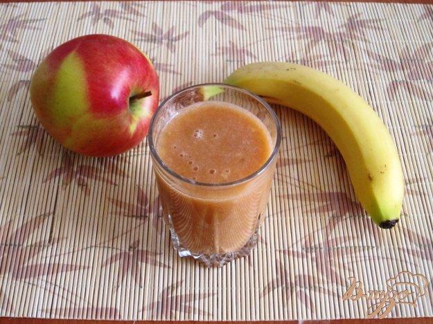 фото рецепта: Апельсиновый коктейль-смузи