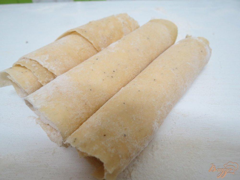 Фото приготовление рецепта: Грибной суп лапша шаг №6
