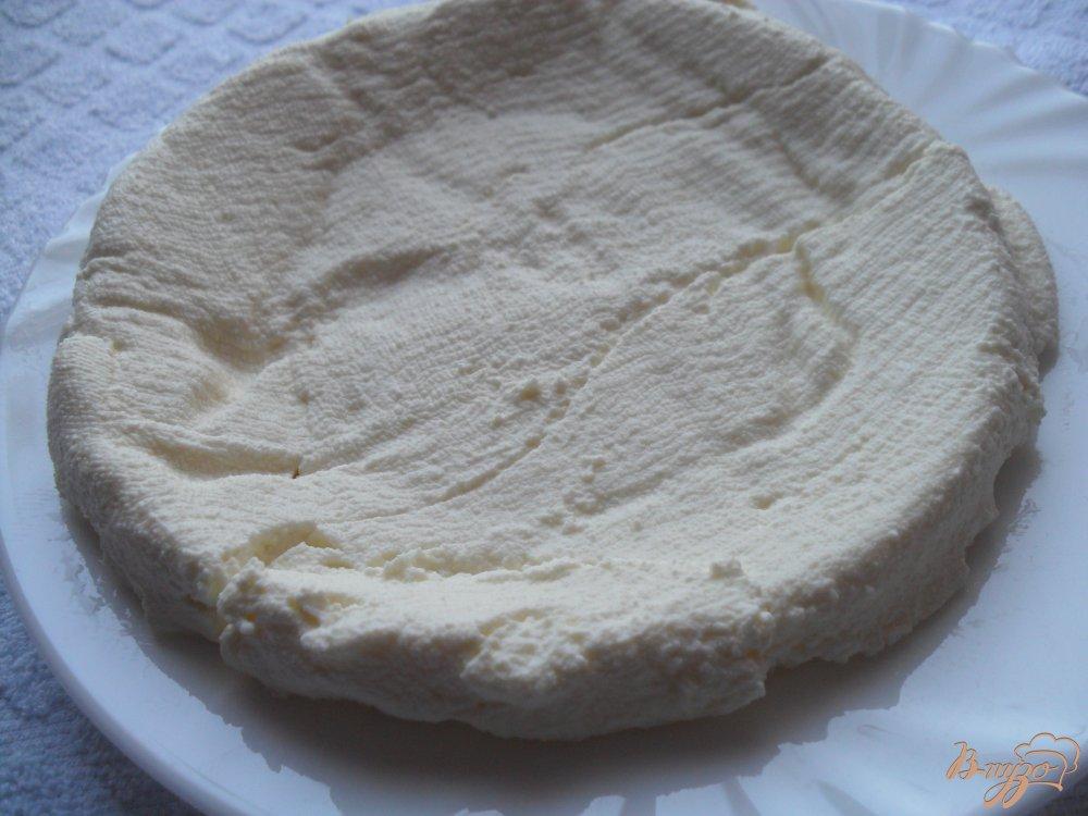 Фото приготовление рецепта: Сыр