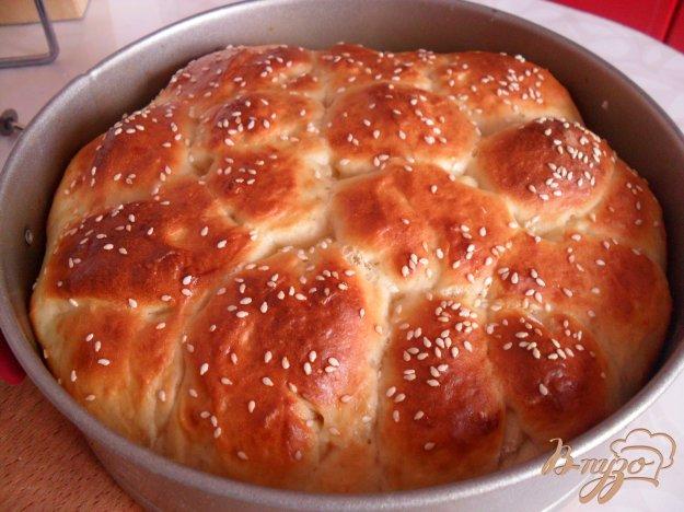 фото рецепта: Воздушный хлеб на кефире