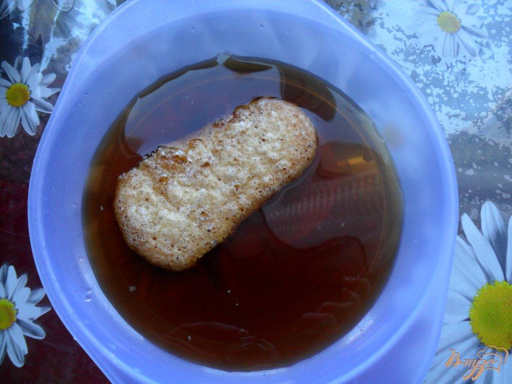 приготовление тирамису рецепт с фото