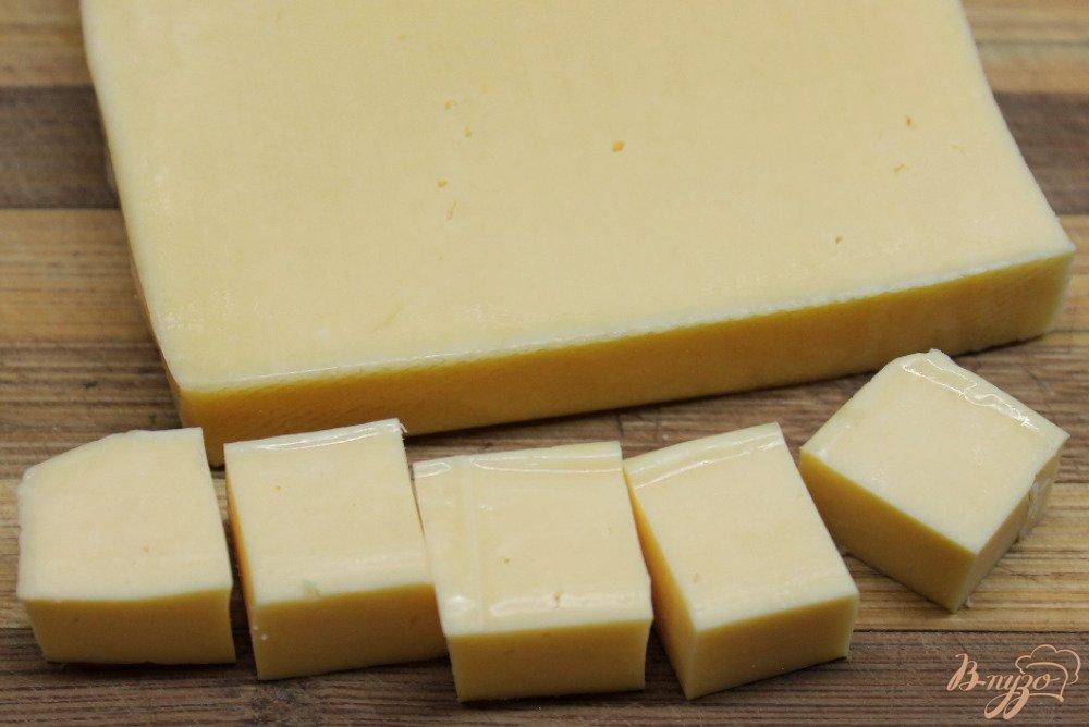 Фото приготовление рецепта: Котлеты с сыром шаг №4