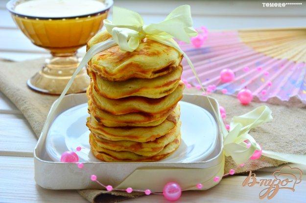 фото рецепта: Апельсиновые панкейки