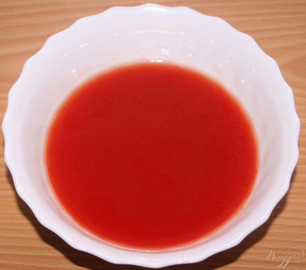 Фото приготовление рецепта: Домашняя паста орекьетте в томатном соусе с креветками шаг №9