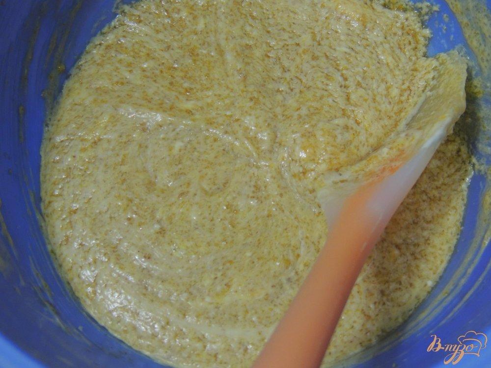 Фото приготовление рецепта: Яблочные маффины шаг №1