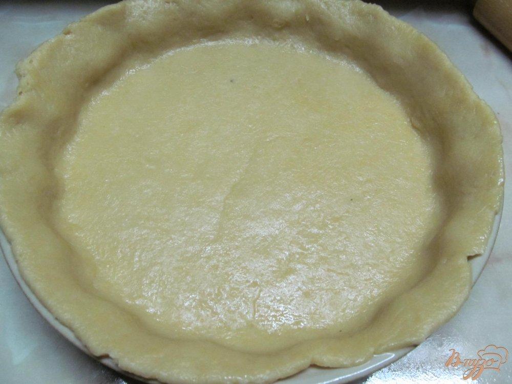 Фото приготовление рецепта: Яблочный пирог шаг №9