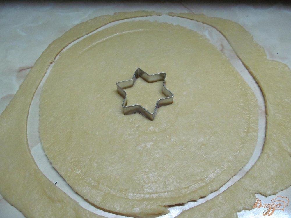 Фото приготовление рецепта: Яблочный пирог шаг №11