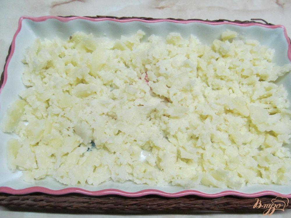 Фото приготовление рецепта: Салат из печени шаг №6