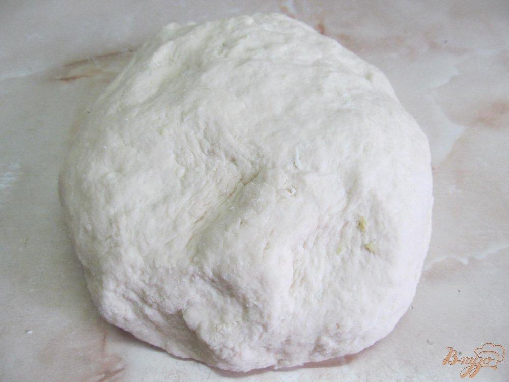 Фото приготовление рецепта: Хлеб яблочный шаг №7
