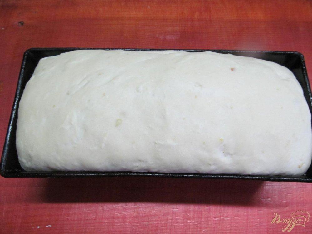 Фото приготовление рецепта: Хлеб яблочный шаг №11