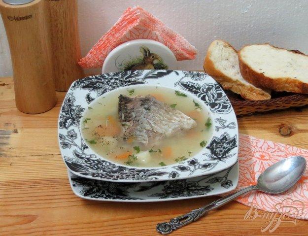 фото рецепта: Суп с карасём