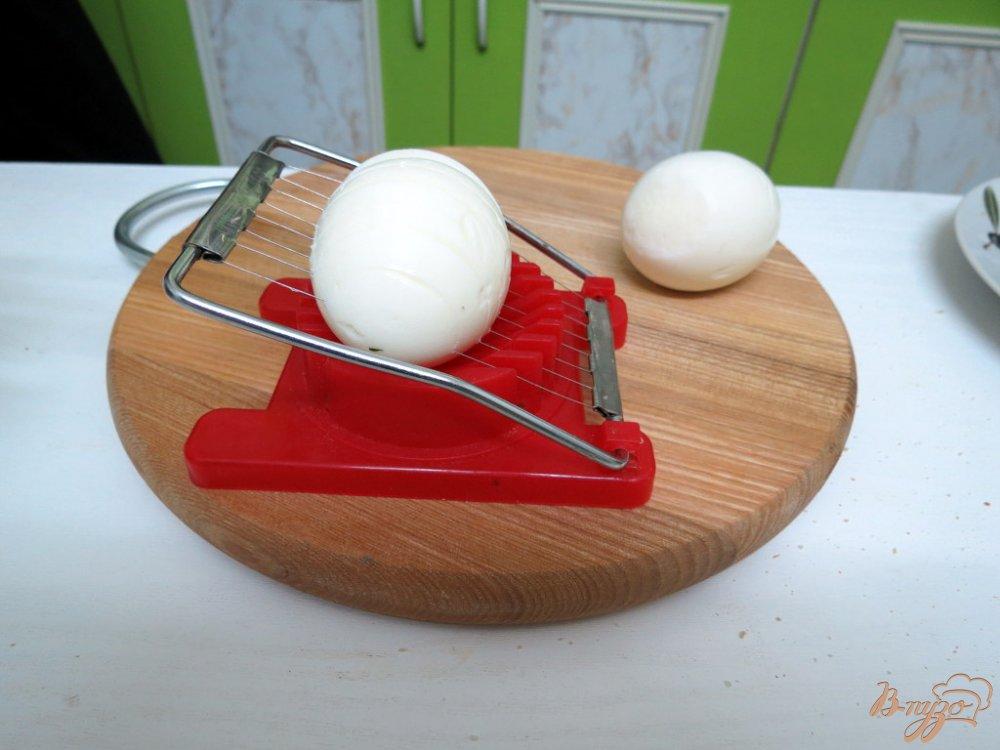 Фото приготовление рецепта: Щавелевый суп с рисовыми шариками шаг №7