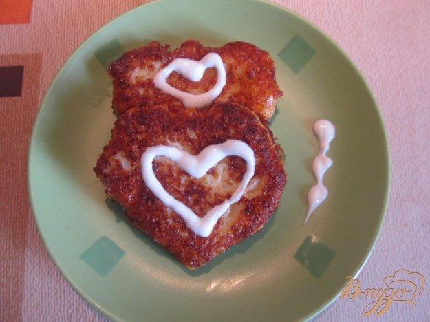 фото рецепта: Сырники