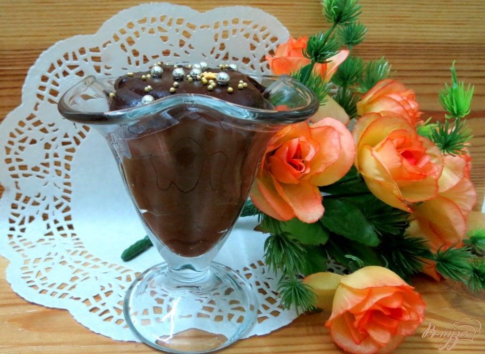 Фото приготовление рецепта: Кисель из какао по-эстонски шаг №9