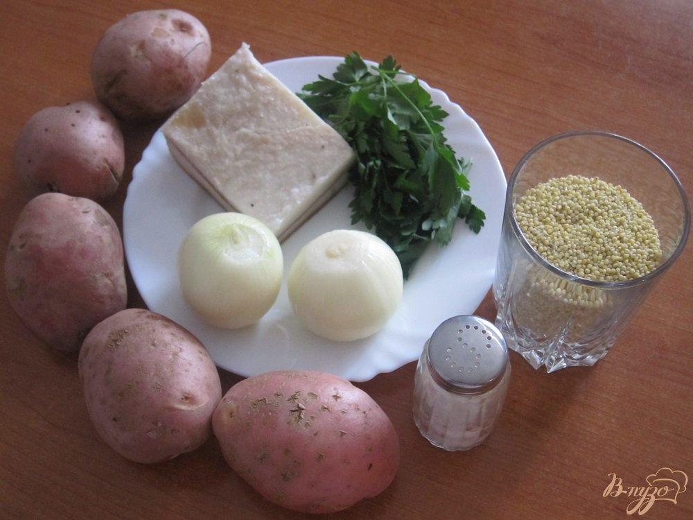 Фото приготовление рецепта: Кулеш шаг №1