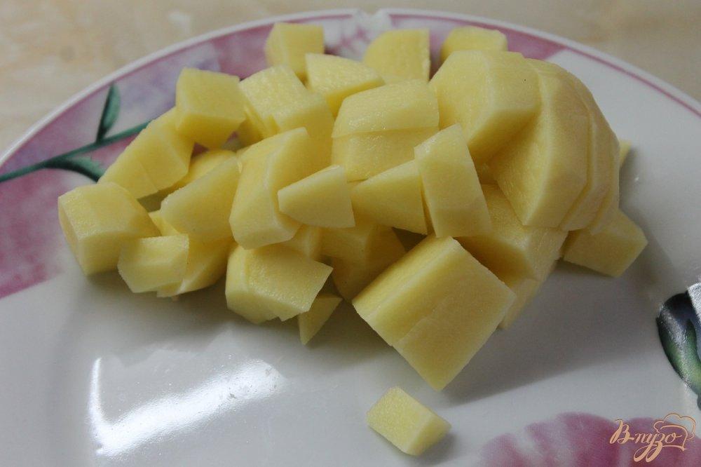 Фото приготовление рецепта: Бабушкин капустник шаг №3
