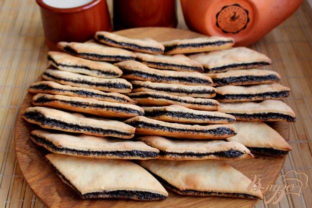 Маковое печенье рецепт с фото