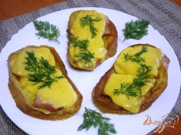 фото рецепта: Французские гренки